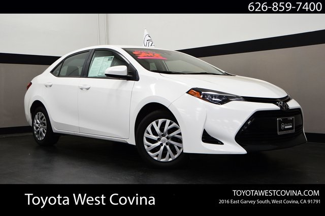 Pre-Owned 2018 Toyota Corolla LE
