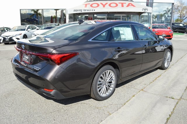 New 2019 Toyota Avalon Hybrid Hybrid Limited
