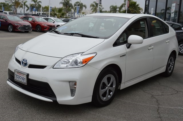 Pre-Owned 2014 Toyota Prius