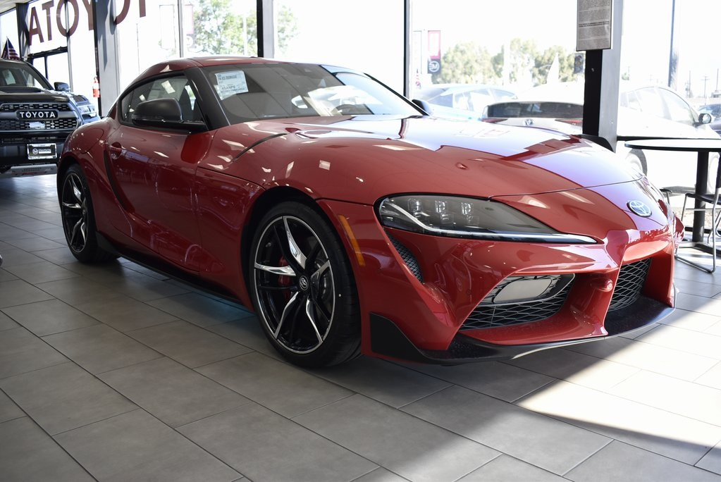 New 2021 Toyota Supra 3.0 for Sale #MW034950 | Envision ...