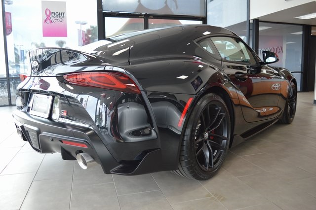 Pre-Owned 2020 Toyota Supra Turbo