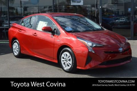 Certified Pre-Owned 2018 Toyota Prius STD