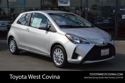 Certified Pre-Owned 2018 Toyota Yaris LE